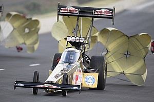 NHRA Qualifying report Pritchett, C. Force, Skillman and Krawiec secure top qualifying positions in Denver