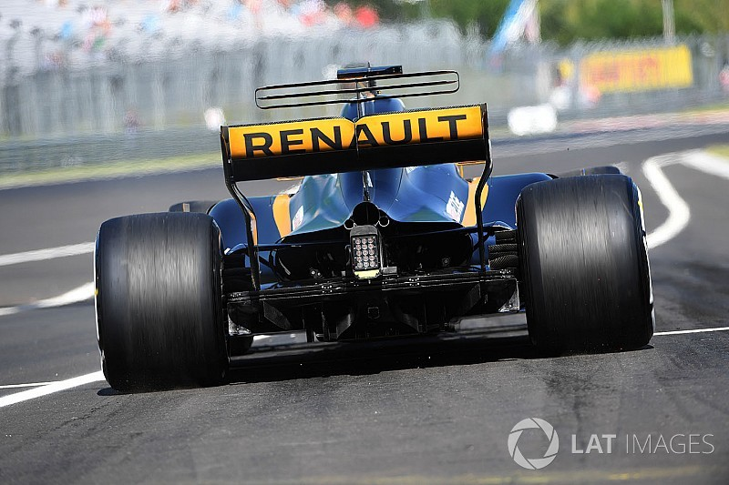 Renault admite exagero nas mudanças de motor em 2017