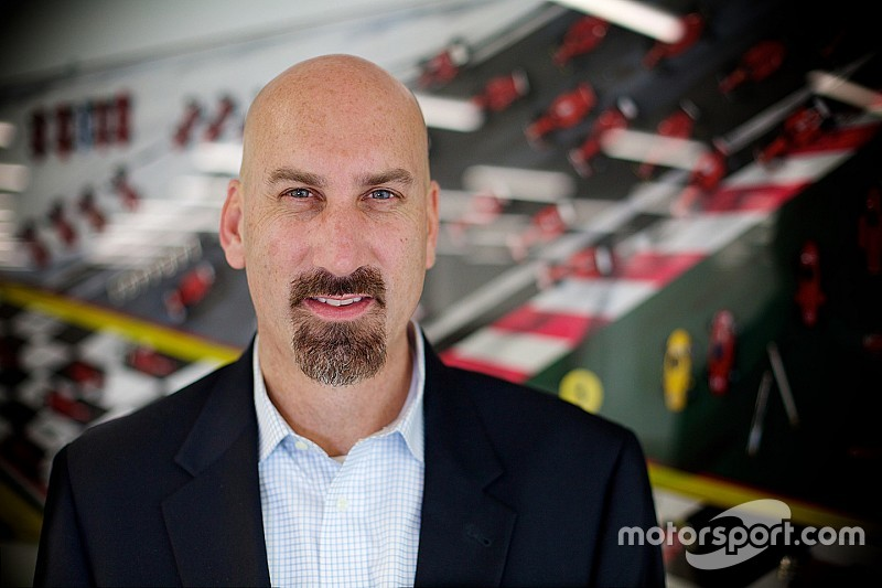 Motorsport TV hires ex-Fox Sports SPEED Channel exec as President