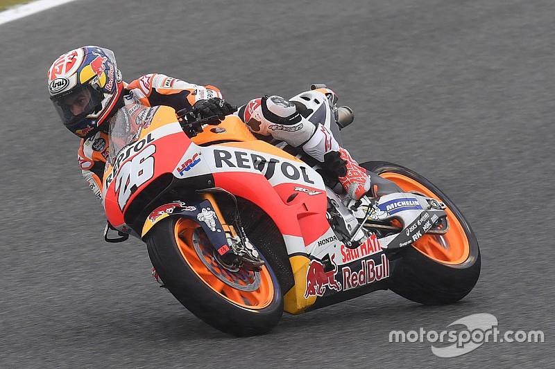 MotoGP Spanyol: Pedrosa tercepat di FP1, Rossi P16