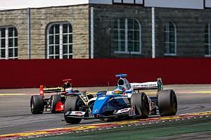 Формула V8 3.5 Репортаж з гонки Формула V8 3.5 у Спа: Ісаакян здобув другу перемогу