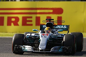 Mercedes goes aggressive with Mexico tyre selection