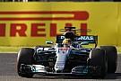 A Mercedes a furcsaságok ellenére nem aggódik Hamilton motorja miatt