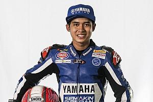 World Superbike Breaking news Galang Hendra tampil lagi di World Supersport 300