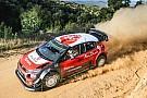 WRC Fotogallery: l'esordio di Loeb con la Citroen C3 WRC su sterrato