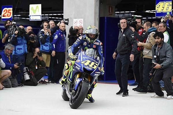 """Rossi: """"Es muy importante trabajar para estar listos el año que viene"""""""