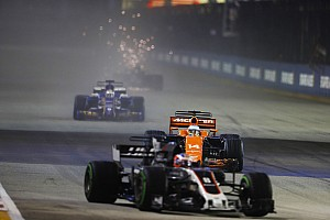 Formula 1 Son dakika Grosjean: Bu koşullarda puan almak harika!