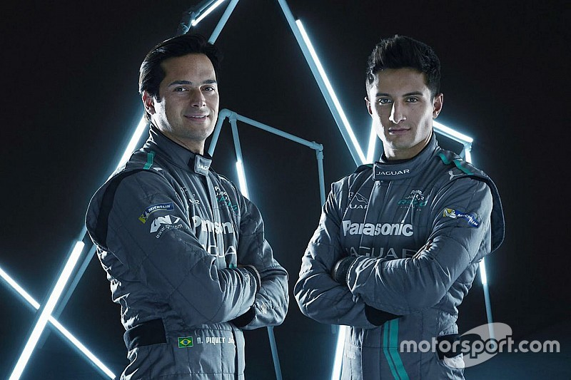 Jaguar in der Formel E: Nelson Piquet Jr. und Mitch Evans bestätigt