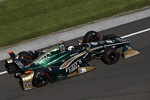 IndyCar Practice report Indy 500: Ed Carpenter Racing 1-2 at midway point in Day 3 practice