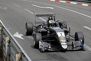 F3 Europe Race report Pau F3: Eriksson keeps Norris at bay after Ilott crash