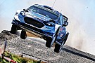 WRC Portugal WRC: Tanak on top after wild opening day