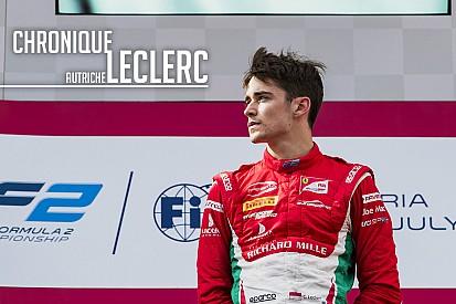 FIA F2 Chronique Leclerc - Une victoire, un abandon et un titre plus jouable