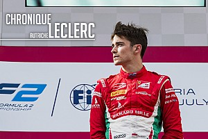 FIA F2 Chronique Chronique Leclerc - Une victoire, un abandon et un titre plus jouable