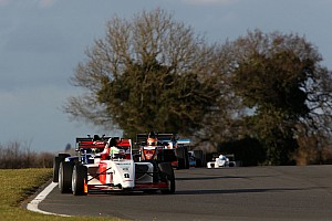 BF3 Race report Brands Hatch BF3:  Sowery takes dominant maiden British F3 win