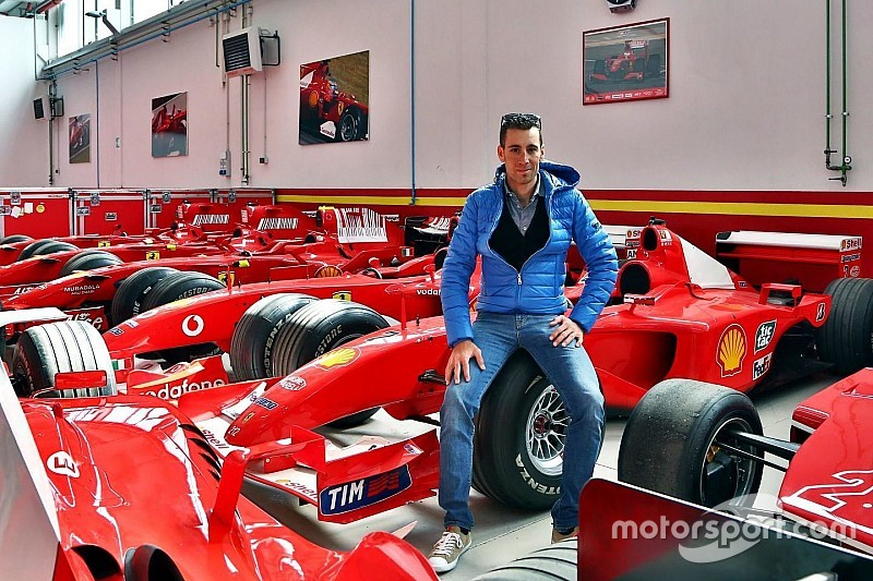 """Nibali: """"Sono da sempre un grande appassionato di auto e di guida in pista"""""""