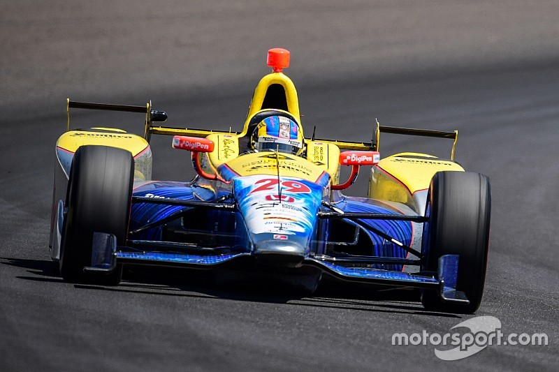 Andretti to run five cars at Indy 500 again
