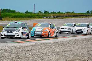 РСКГ Отчет о гонке Команда Carville Racing на подиуме этапа РСКГ