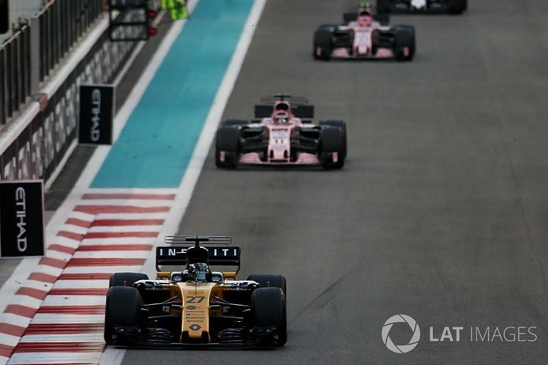 """Force India : """"Hülkenberg savait exactement ce qu'il faisait"""""""