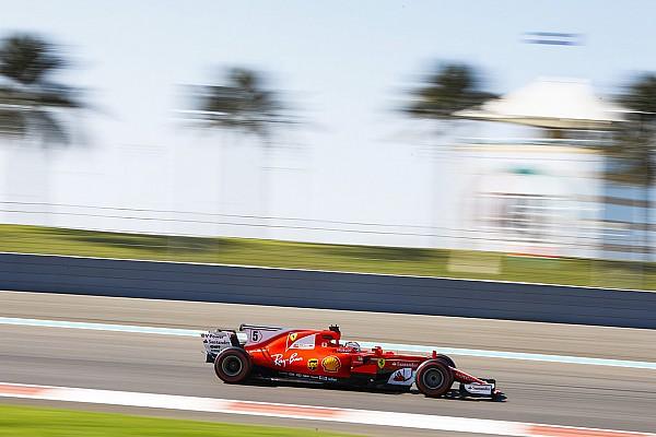F1 F1轮胎测试收官:维特尔圈速榜第一,库比卡第七