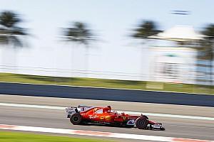 Fórmula 1 Crónica de test Vettel lidera el último test de F1 con Sainz 6º y Kubica 7º