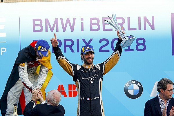 Formel E Großer Schritt Richtung Titel: Vergne in Zürich schon Meister?