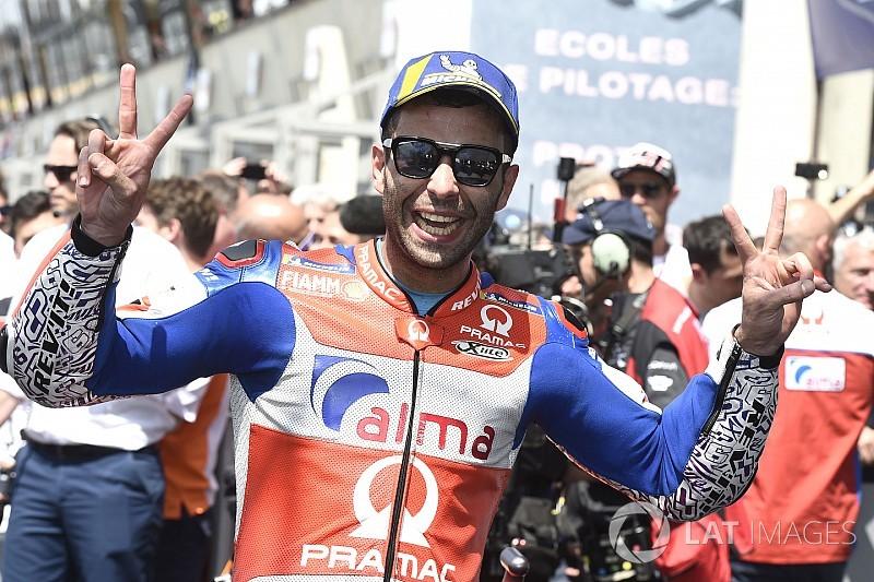 Petrucci: Ducati akan pilih saya atau Miller