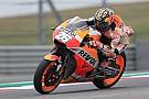 MotoGP Pedrosa : Un week-end douloureux qui