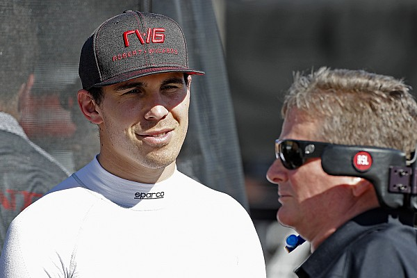 Wickens, Leist, Kaiser complete Rookie Orientation at Indy