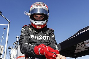 IndyCar Breaking news Power again calls for IndyCar to increase horsepower on ovals