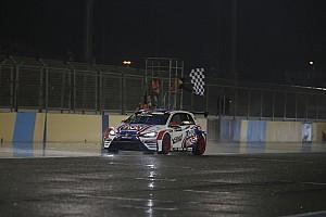 TCR Middle East Gara Pioggia a Sakhir, l'inarrestabile Luca Engstler vince gara e titolo