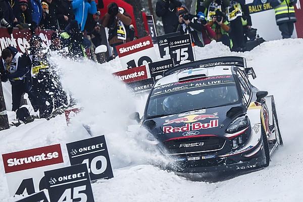 WRC I più cliccati Fotogallery WRC: la terza e ultima tappa del Rally di Svezia 2018