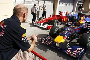GALERI: Semua mobil kreasi Adrian Newey