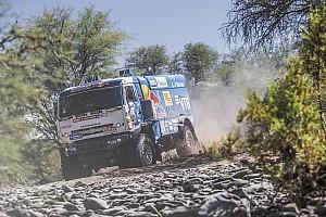 Dakar Tappa Dakar, Camion, Tappa 13: Nikolaev ipoteca la vittoria, Villagra si ritira!