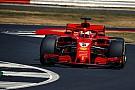 Formule 1 Pneus - Approche agressive pour Vettel et Ferrari en Hongrie