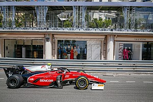FIA F2 Gara Fuoco domina la Sprint Race a Monaco, Markelov regala spettacolo