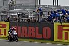 World Superbike Van der Mark completa el primer doblete de Yamaha desde 2011