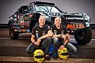 Dakar Gebroeders Coronel met nieuwe buggy naar Dakar Rally 2018