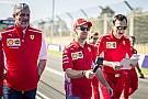 Vettel'in 2018 aracına verdiği isim belli oldu!