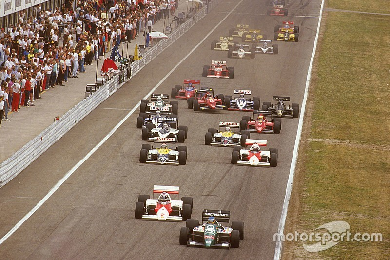 Choosing the best era in F1 history