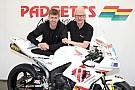 Road racing Hutchinson al TT sulla moto di Bruce Anstey