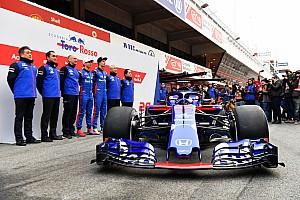 【ライブ配信】Red Bull Toro Rosso Honda DAY in TOKYO