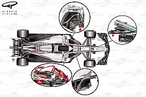 Formel 1 Analyse Test-Analyse: Die größten Trendsetter der Formel 1 2018