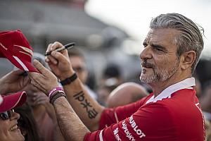 Forma-1 Interjú A Ferrari csapatfőnöke: Az utolsó verseny utolsó körének utolsó kanyarjáig harcolni fogunk!