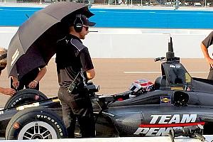 IndyCar Noticias de última hora La IndyCar probará en febrero su protección para el cockpit