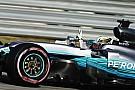 Videón Hamilton amerikai pole köre