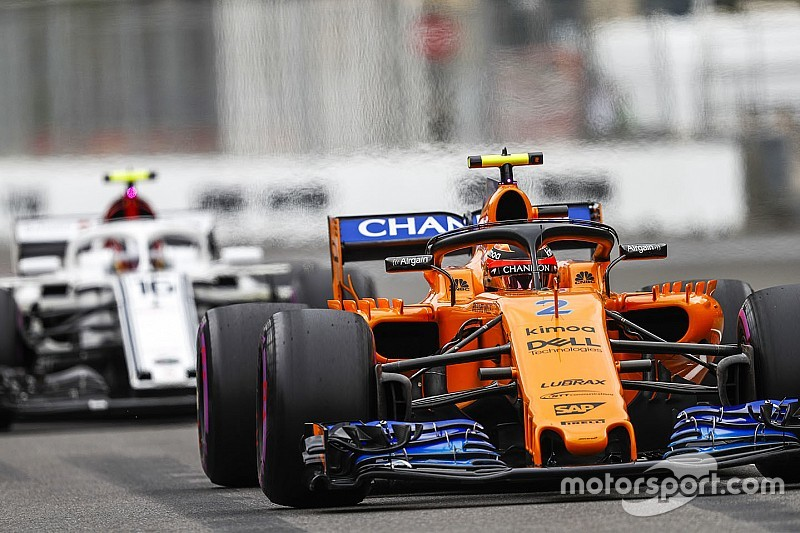 Sauber: Vandoorne not in the frame for 2019 drive