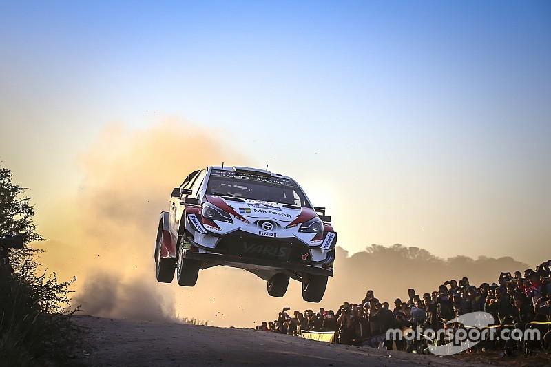 WRC Arjantin: Tanak galibiyete yaklaştı, Meeke hata yaptı