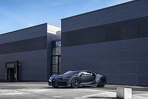 Bugatti Chiron Sport: descubre la serie especial 110 ans Bugatti