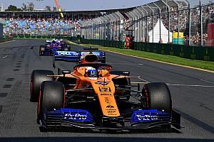 Сайнс: Я четыре года проигрывал на прямых 10 км/ч из-за моторов Renault