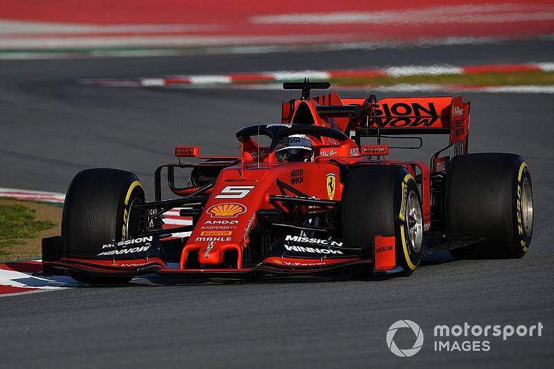 Webber: Kuru zeminde Ferrari, ıslak zeminde Verstappen/Hamilton favori